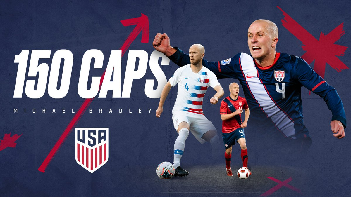 @USMNT's photo on Michael Bradley