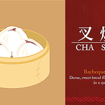 "Image for the Tweet beginning: #LearnCantonese Say ""Cha Siu Bau"""