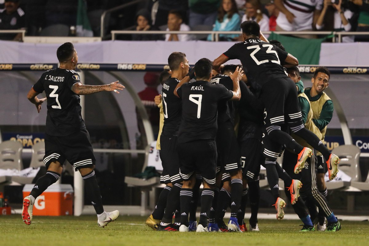 Video: Mexico vs Mỹ