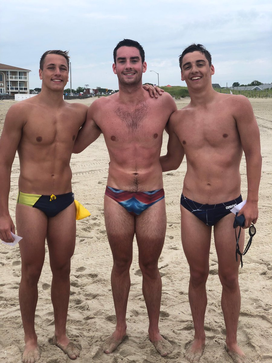 Over the holiday weekend, NMSD swept the podium at the annual AVON BY THE SEA OCEAN MILE in New Jersey #SummerTraining #OpenWater #OffseasonMentality #NavyDistance<br>http://pic.twitter.com/doRQShEYy1