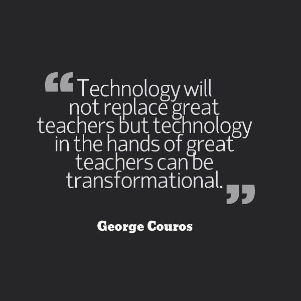 Technology Is Only Transformational If We Choose to Use It That Way buff.ly/2XB7Cie