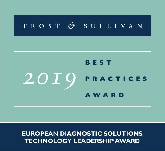 Excited to take home @Frost_Sullivan's 2019 Europe Technology Leadership Award!🏆 🎉 Proud to be recognized for @memeddx's immune-based solutions, helping doctors solve the bacterial vs. viral infection diagnosis dilemma. @FrostBPAwards #FrostAwards https://yhoo.it/2L8AsRf