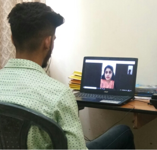 #MYMSME Online interview for Placement in Bharat Forge Ltd. Pune organised at CIHT Jalandhar for the students of NSQF compliance courses https://t.co/MPeQHWfZPV