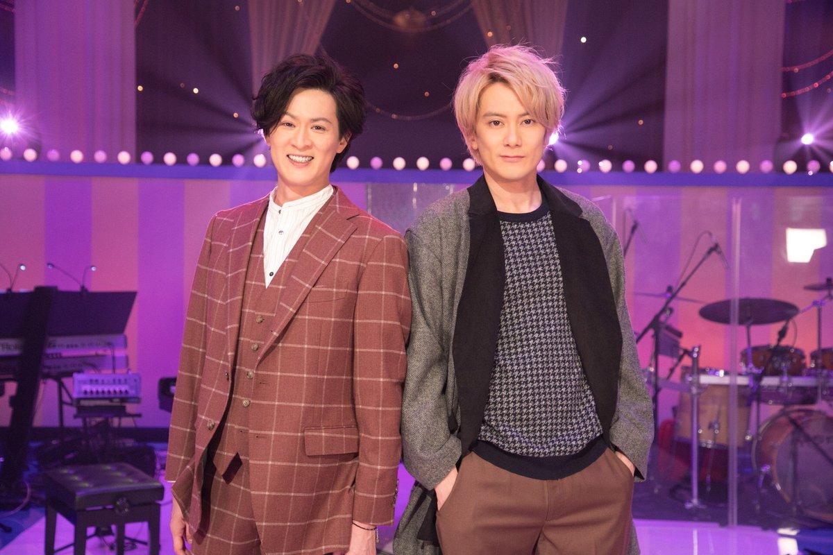 グリブラ 第27話の思い出 初登場 新納慎也 さんと 小西遼生 さんのW小説家の貴重なデュエット い