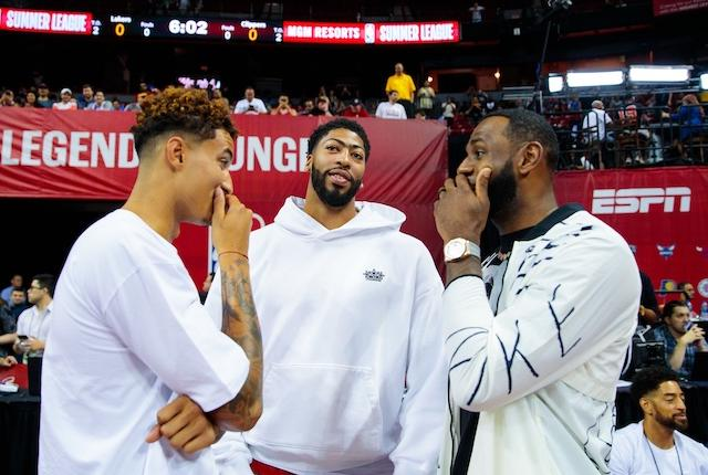Lakers Nation على تويتر Anthony Davis Arguably Most