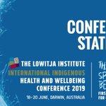 Image for the Tweet beginning: #LowitjaConf2019 was held in Darwin18–20