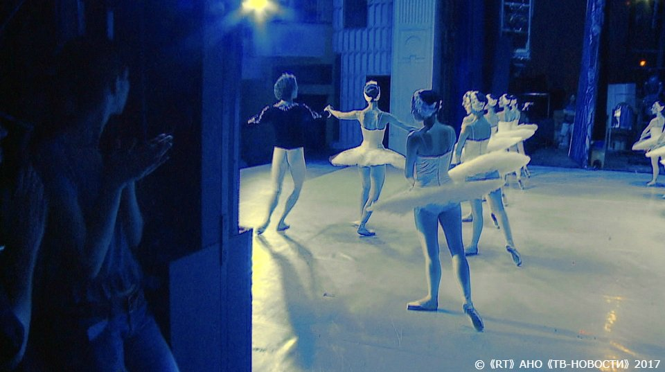 \6~10まで一挙放送/ 『ロシアバレエの宝石たち』 ロシアバレエの舞台裏に迫るドキュメンタリーをお