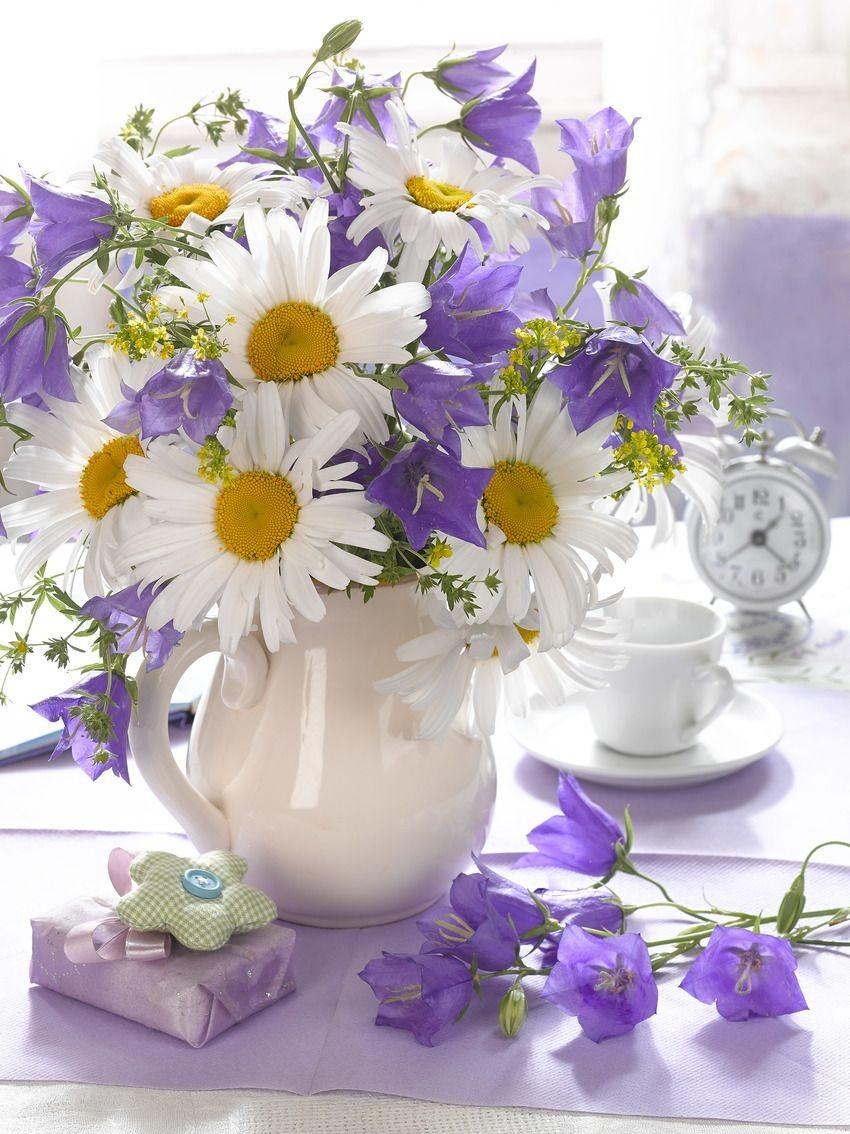 Цветы открытка с добрым утром, смешная доброе утро