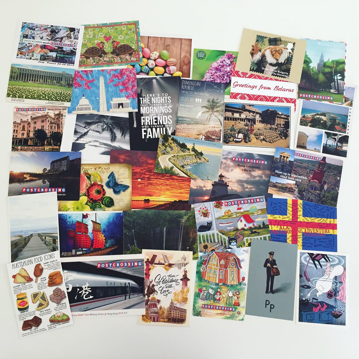 Почему не доходят открытки посткроссинг, днем рождения сынок