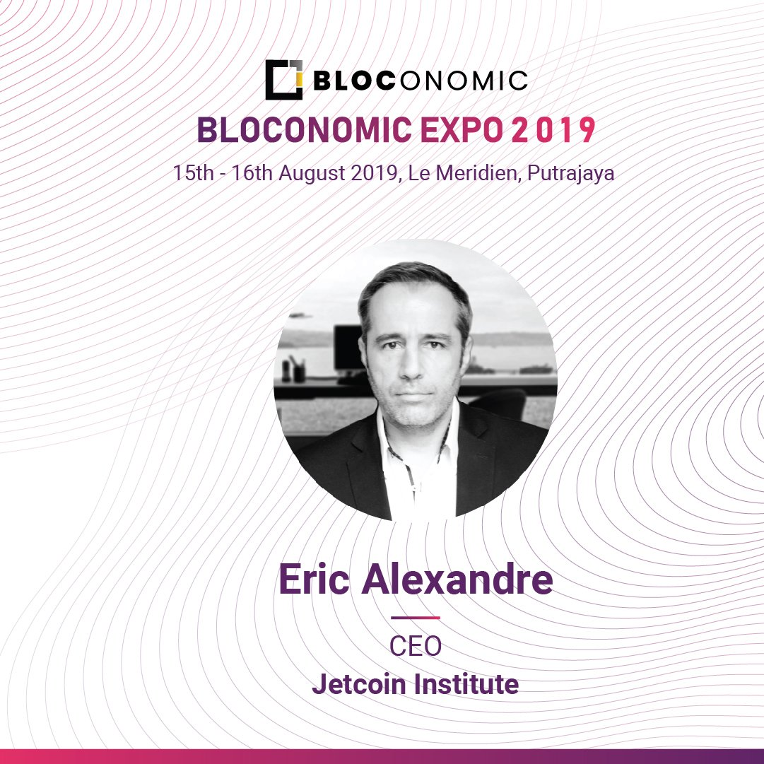 Speaking about Jetcoin in Malaysia @bloconomic