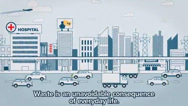WATCH👀: @iaeaorg breaks down nuclear waste in just ✌️minutes.