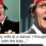 Image for the Tweet beginning: Tommy Cooper's trending so here