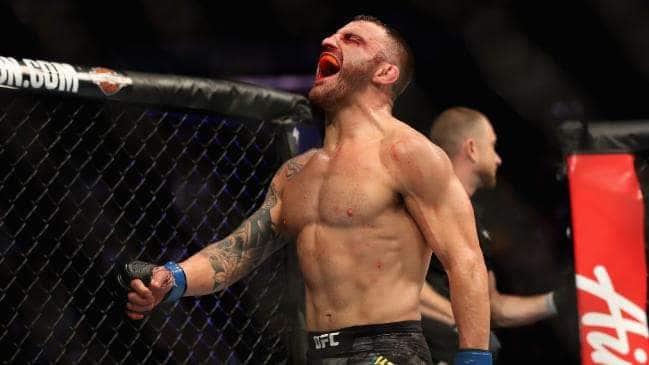 .@UFC boss Dana White wants Alex Volkanovski title shot to precede the 'biggest fight in Australian history', via @NickWalshaw http://bit.ly/2NEVhpK