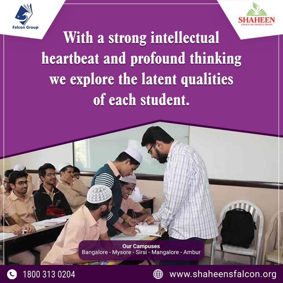 Shaheen's Falcon PU College (@Shaheen_PU) | Twitter
