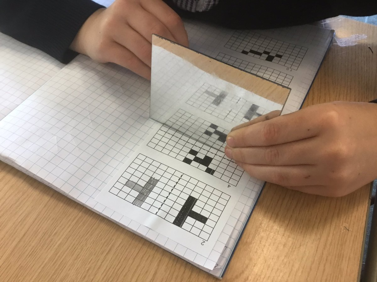 test Twitter Media - We're now thinking about lines of symmetry in different shapes #gorseymaths https://t.co/ty09I0jXPM