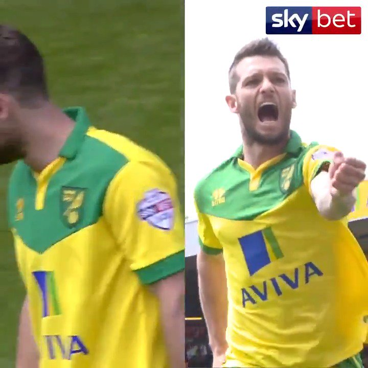 ✨ Quite simply a master of his trade. 💛 Wes Hoolahan was unplayable for @NorwichCityFC. #LegendsOfEFL #NCFC