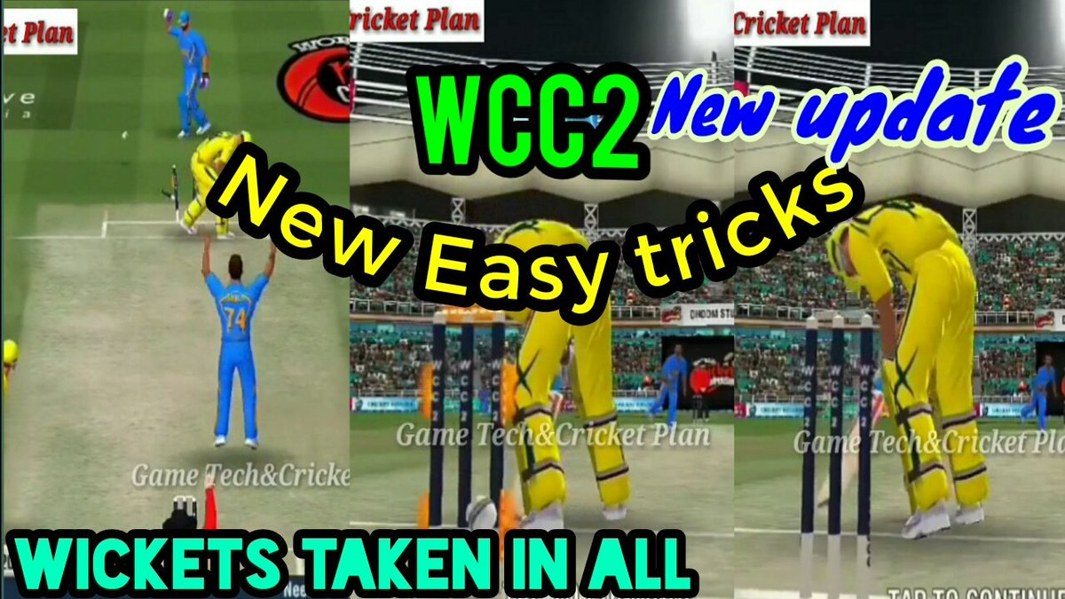 HI friends please click this link and watching full video like and share subscribe my channel #wcc2 #Game #wcc2batting #GameOver #GetWellSoonJimin,#Tamil #Facebook #YouTuber好きと繋がりたい #YuvrajSingh  #MSDhoni #youtubevideo  #CWC  This video link https://youtu.be/zbAhJqcpIn8
