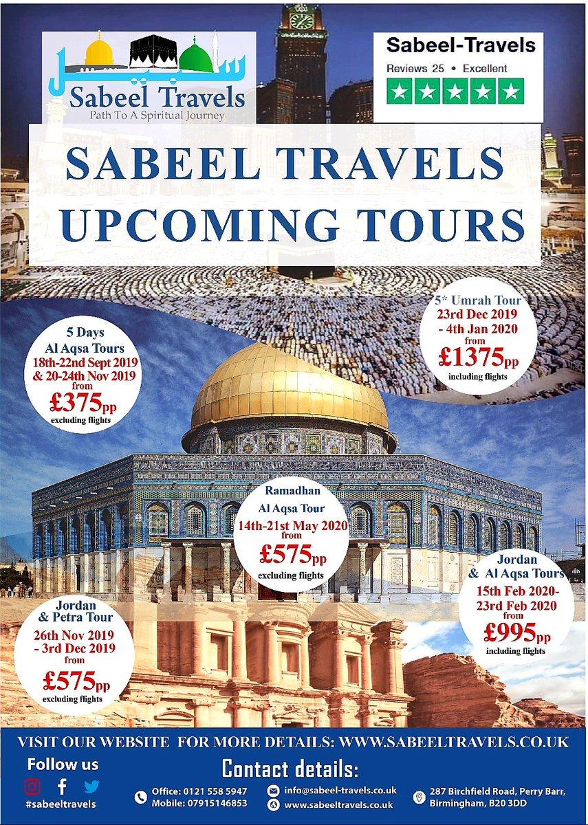 Sabeel Travels Ltd (@sabeeltravel) | Twitter