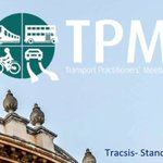 Image for the Tweet beginning: Excited for TPM2019. Come and