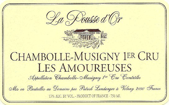 "Domaine de la Pousse d'Or Chambolle-Musigny Les Amoureuses 2012 is offered at £ 1,090 IB (6x75 cl).  ""There are traces of black cherry fruit, a slight gravel/wet concrete scent and a touch of violet. "" 92 points - RP  http://ow.ly/SSQ050uVgBc   #wineowners #winelover #lesamoureuses pic.twitter.com/BBN0FdyIJf"