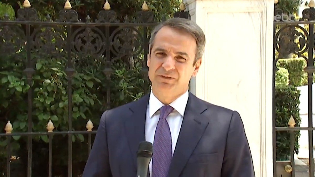 Ο ελληνικός λαός μας έδωσε χθες μια ισχυρή εντολή να αλλάξουμε την Ελλάδα. Την εντολή αυτή θα την τιμήσουμε στο ακέραιο. Από σήμερα ξεκινάει σκληρή δουλειά, και έχω απόλυτη εμπιστοσύνη στις δυνατότητές μας να σταθούμε στο ύψος των περιστάσεων.