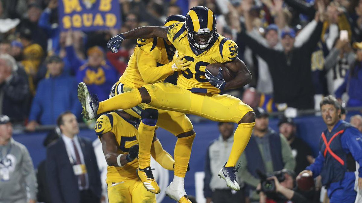 Los Angeles Rams @RamsNFL