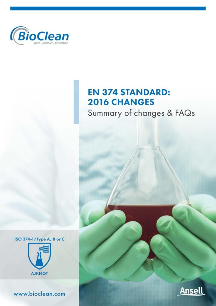 Choosing the right glove with the right chemical and microorganism protection level is not always easy. Learn more about the new EN ISO 374 standard to help you make the right decision. #PPE #AnsellProtects #ChemicalProtection  Download: http://ms.spr.ly/6016TzToK