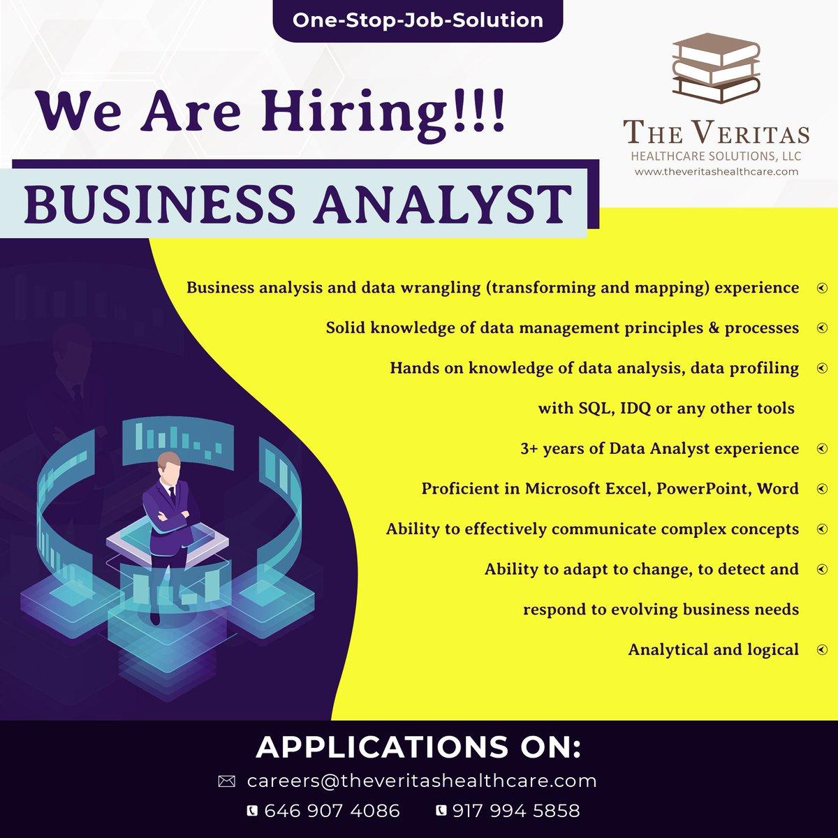 The Veritas Healthcare Solutions LLC - @veritas_llc Twitter