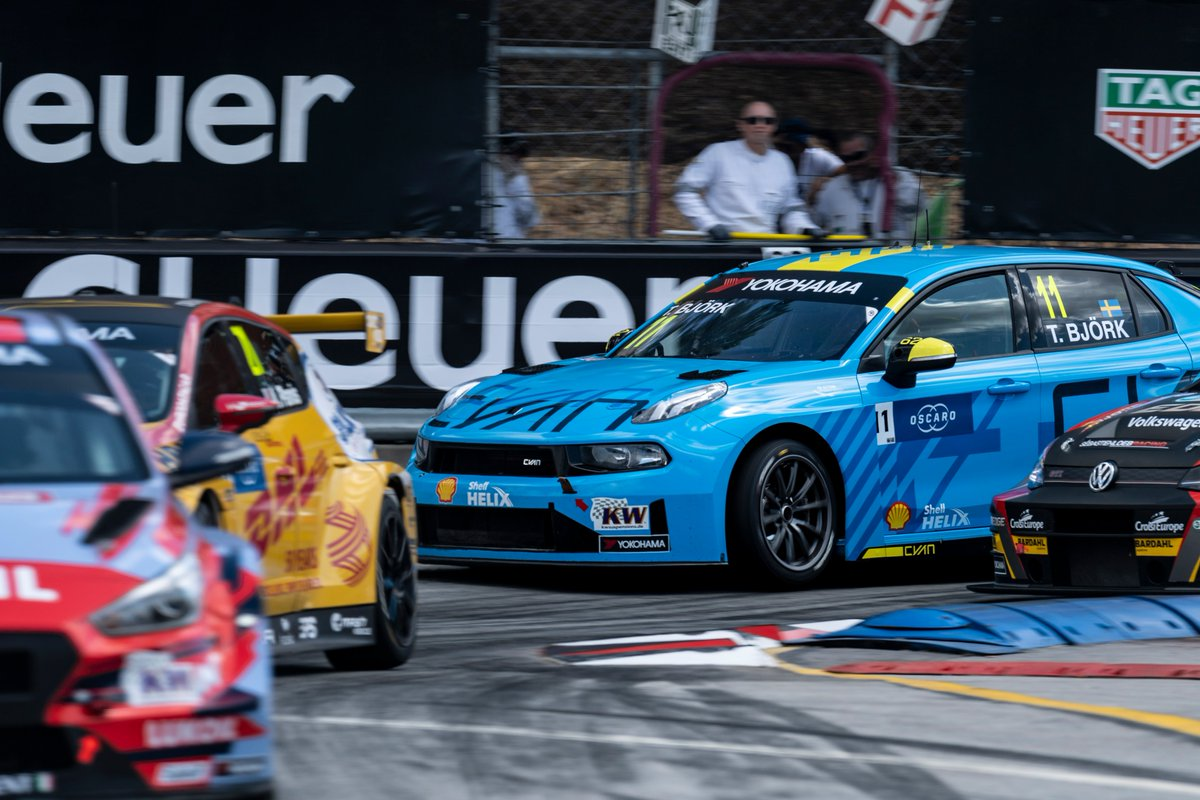 📸 Check out new images from the @FIA_WTCR weekend in #VilaReal 🇵🇹 right here: bit.ly/2xAwzvu #CyanRacing #LynkCo #WTCR