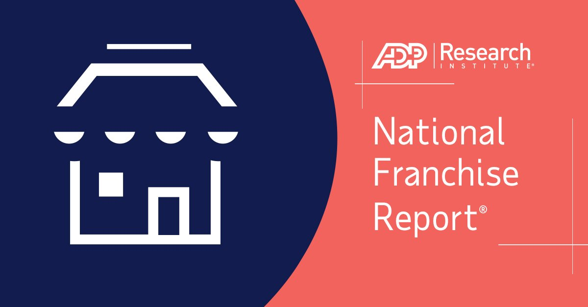 U.S. gained 13,500 franchise #jobs in June per ADP National Franchise Report. View report here: http://bit.ly/NFRJune2019 #Franchise #JobsReport http://bit.ly/2G2rQaE #ADP