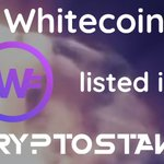 Image for the Tweet beginning: [ANN] New Coin listed  Whitecoin (XWC) @WhiteCoiner