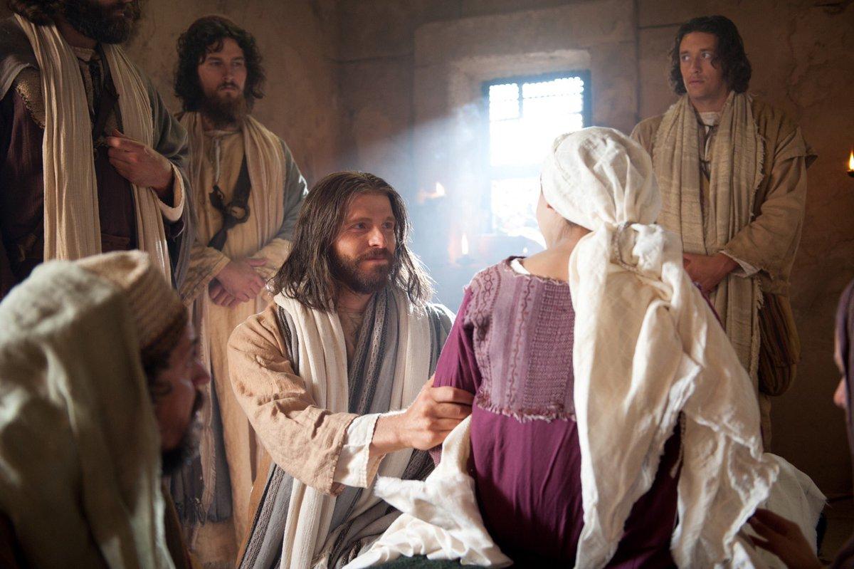 #EvangeliodelDía |¡Animo hija! tu fe te ha salvado
