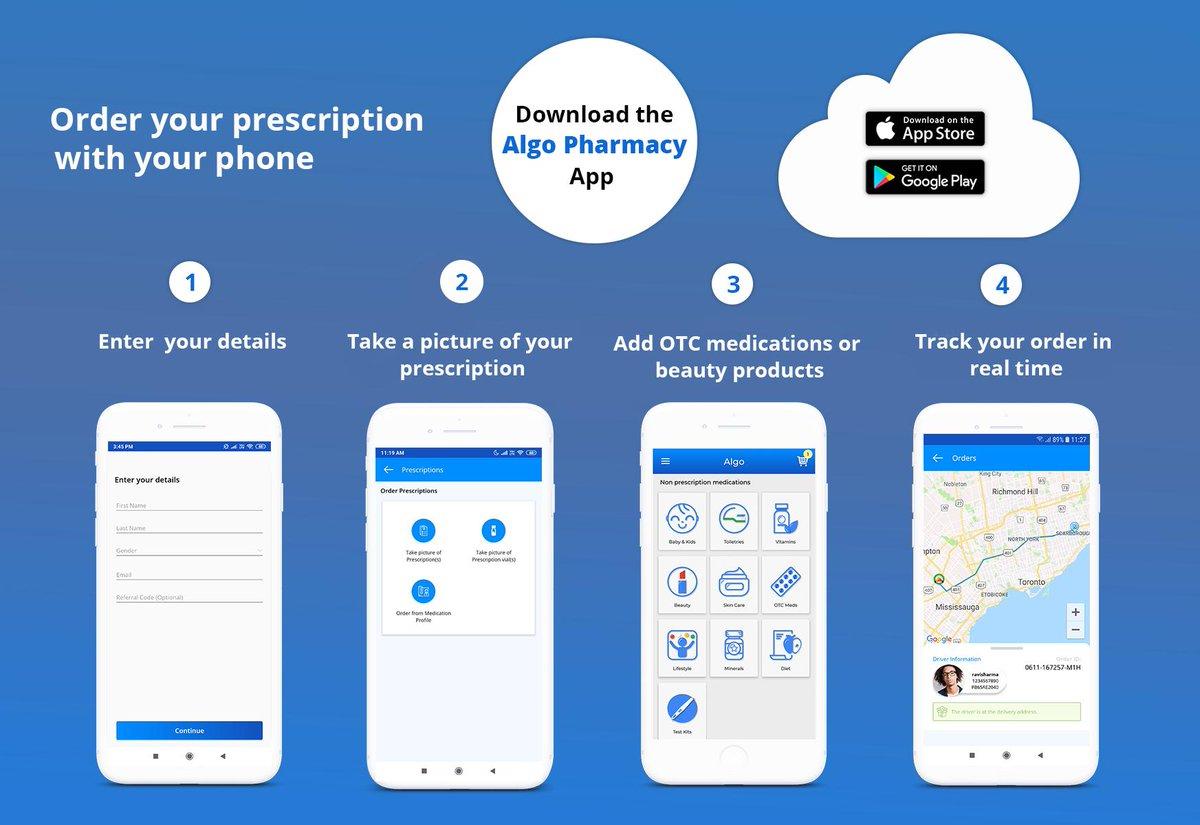 Algo Pharmacy App (@AlgoPharmacyApp)   Twitter