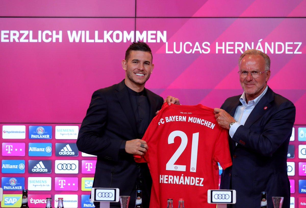 Hernandez et l'hypothèse au Bayern