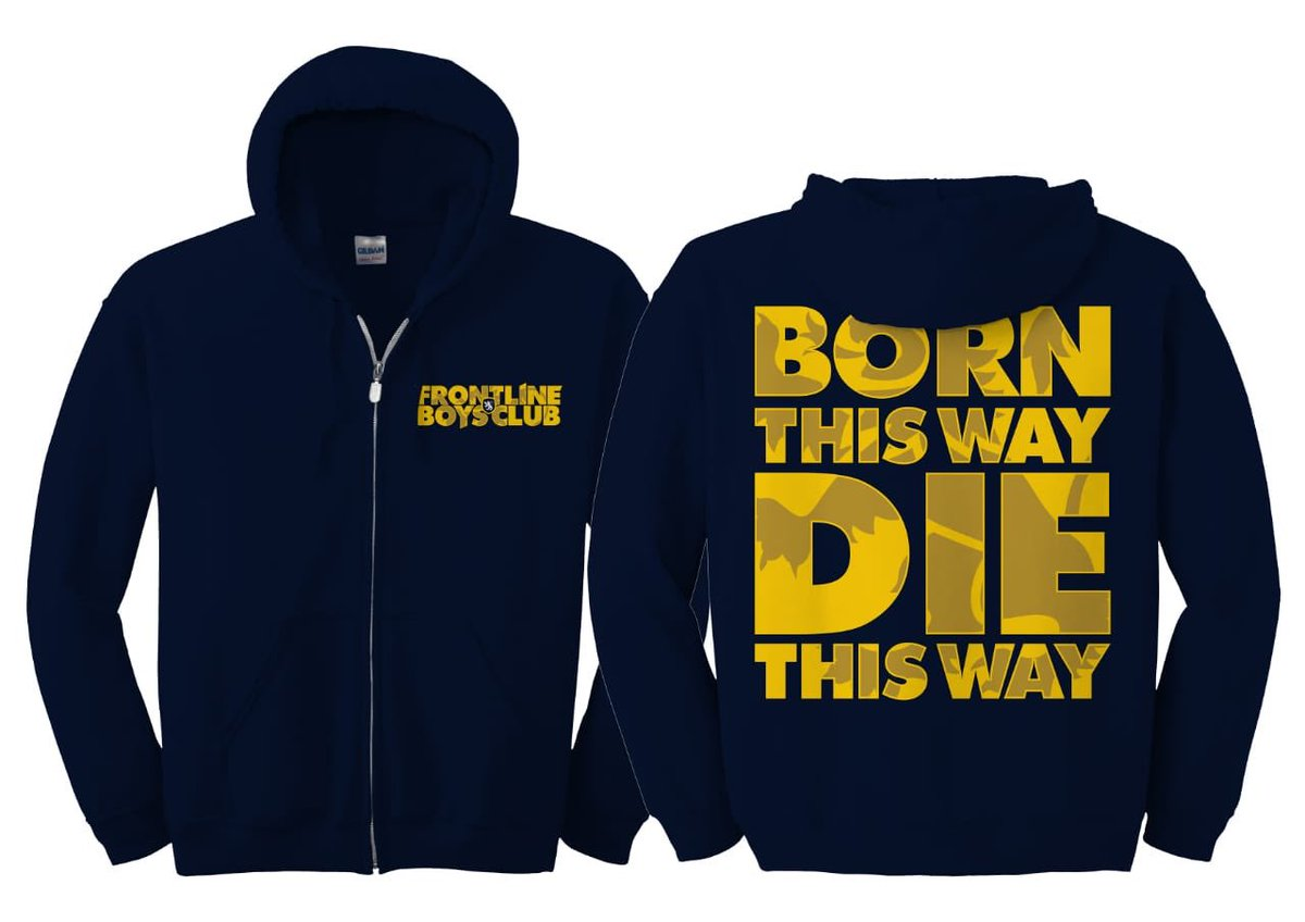 BUY NOW!  MANUFACTURE OF THE HIGHEST QUALITY CLOTHES FRONTLINE BOYS ZIPPER HOODIE CREATED FOR HARDCORE FANS!  Member only: 210k Non member: 245k For further information please contact to: (+62)82240535757