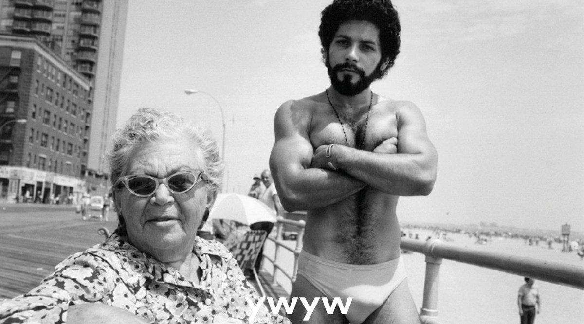 http://www.ywywmagazine.com/2019/06/27/arlene-gottfried-retrospective-1950-2017/… #ywywmagazine #ywyw #exhibit #galeriebenetaschen #cologne #germany #arlenegottfried #photography #vintage #newyork