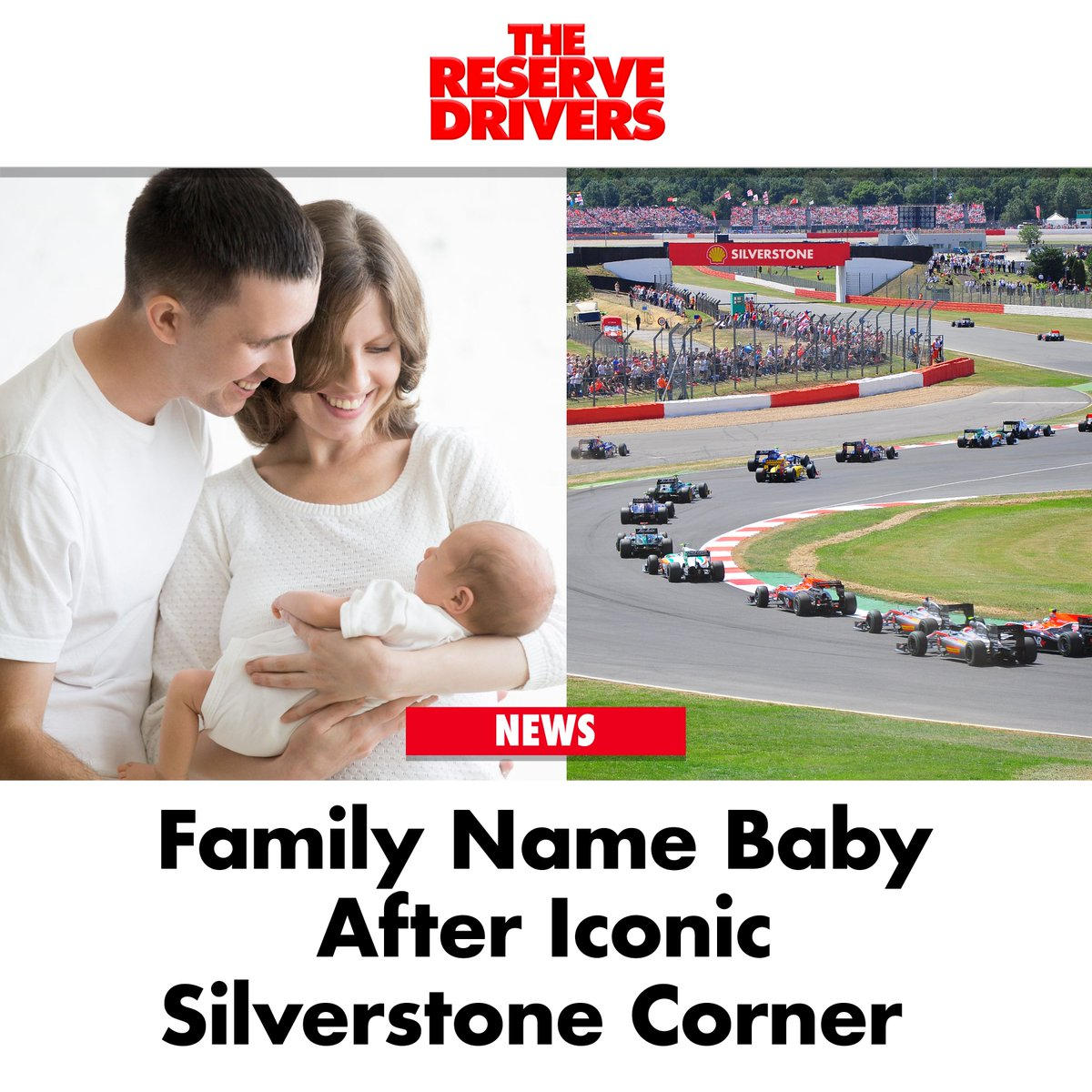 """""""Maggots Becketts Chapel was born July 8th 2019,"""" posted the Chapel family. 📰