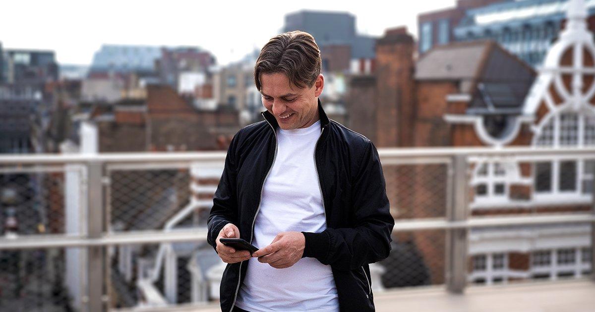 Lokacija mobilne aplikacije za upoznavanje