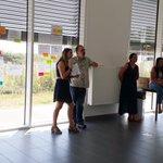 Image for the Tweet beginning: Brainstorming au PNBI à Plouzané
