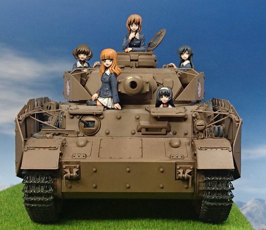 ワンフェス宣伝:1/35ガルパンフィギュアセット各種取り揃えてお待ちしてます。「あらあらこまった堂」4-18-09  詳細はガイドブック広告P.221またはWebにて! #wf2019s #garupan #模型戦車道 http://www.arakoma.jp/