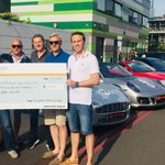 Thank you to @RMHC_Rally2019 who will be taking part in a 2000 mile car rally from Manchester to Monte Carlo! They kicked off their journey from our Manchester House early this morning and have already raised more than £6000 for the Charity! Thank you all and good luck! 🙏