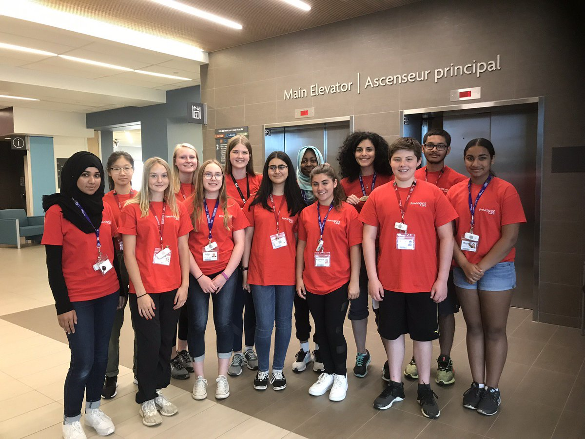 test Twitter Media - Join us as we extend a warm welcome to our 2019 Summer Youth! The students, ages 14 to 18 years old, will be #volunteering at Providence Care Hospital Monday to Friday for the months of July and August. Welcome to PCH! #ygk #volunteerism #morethanhealthcare https://t.co/UosQ0lbhhj