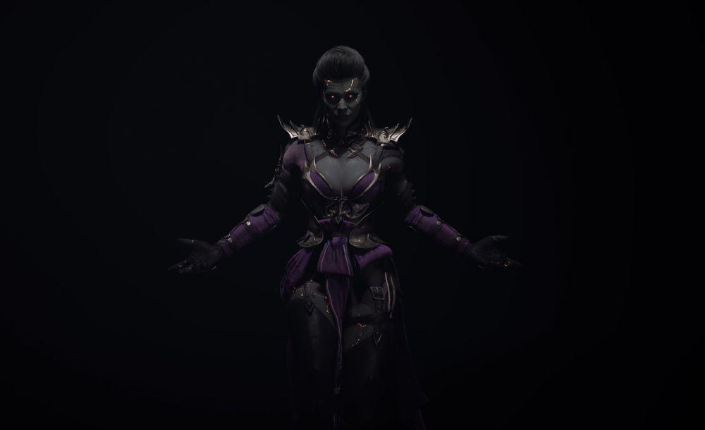 Тизер Синдела для Mortal Kombat 11
