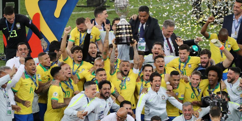 @ELTIEMPO's photo on #CopaAmerica2019