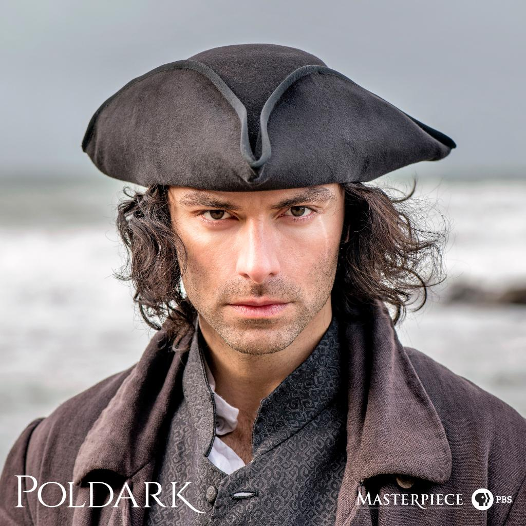 Hold on to your tricorns... #PoldarkPBS: The Final Season premieres on Sunday, September 29 at 9/8c on MASTERPIECE @PBS!