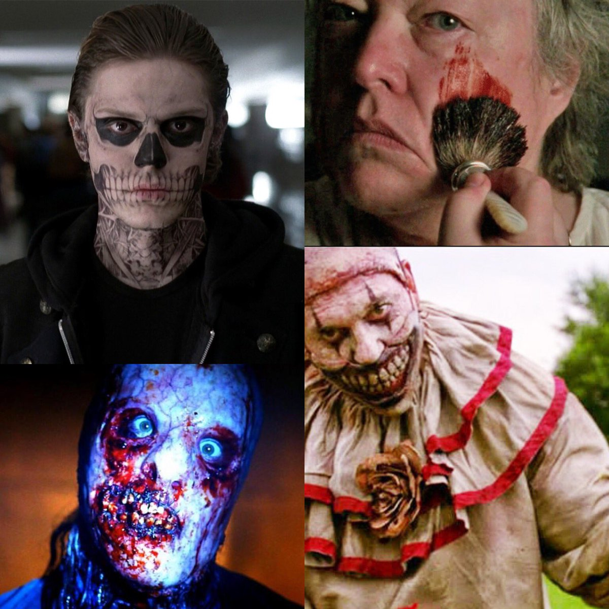 Who will be the 9th Villain to add to the many killers in AHS' hall of fame? Find out this September. #AHS1984 <br>http://pic.twitter.com/CffyMHHP0O