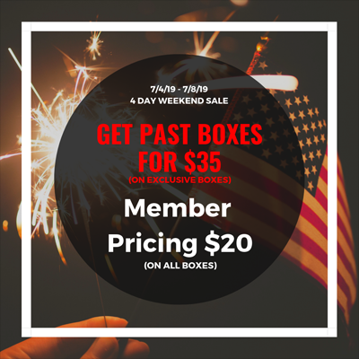 It's the last day to pick up the amazing past boxes from @AlphaOutpost - The best quality Outdoor Gear in a monthly box! You can't beat it! Go check them out here > https://buff.ly/2JmJ6d1  #TopRatedMMA #AlphaOutpost #Training #Tools #Tactical  #FiveBucks #Survival #Rifle #Guns