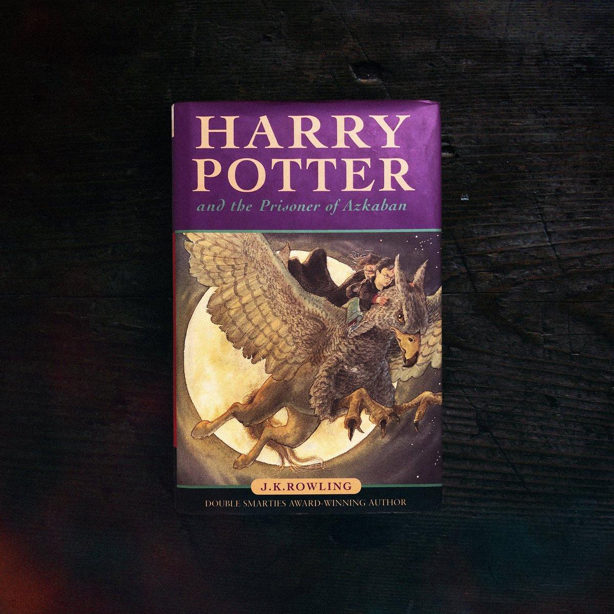 11++ Harry Potter E O Prisioneiro De Azkaban Capa