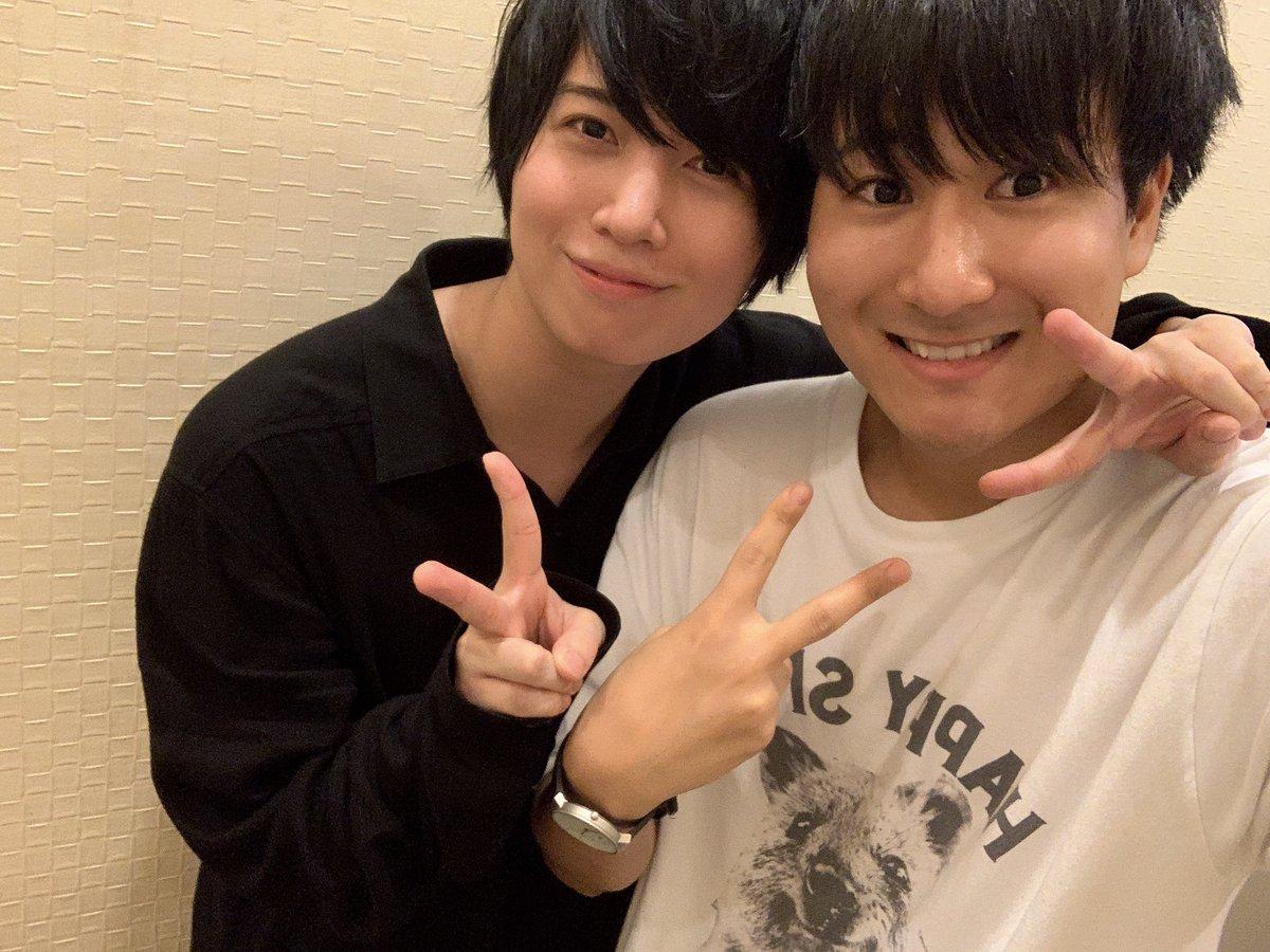 """広瀬裕也 on Twitter: """"酔ったそま兄がずっと、「ゆうや〜、やるじゃん ..."""
