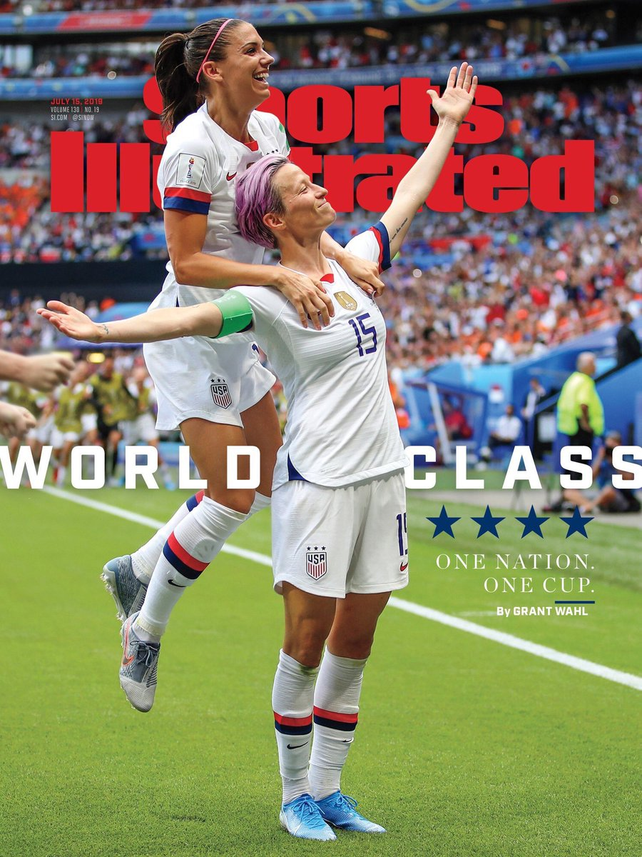 The new cover of Sports Illustrated: go.si.com/E7HrA3Z